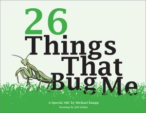 Softcover, 26 Things that bug me