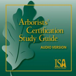 Arborists Certification Study Guide Audio CD set