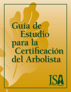 Certification Study Guide Spanish