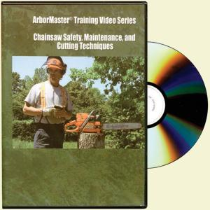 ArborMaster III Chainsaw Safety DVD