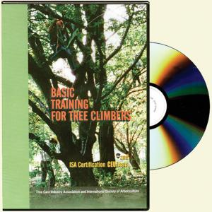 Basic Training for Tree Climbers DVD