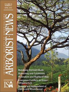2015 April issue of Arborist News