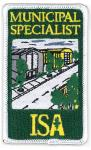 ISA Certified Arborist Municipal patch