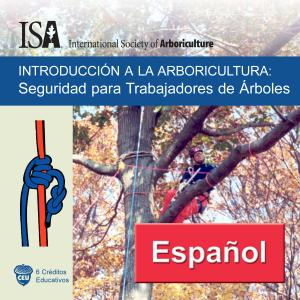 Tree Worker Safety CD in Spanish