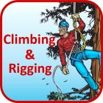 Climbing and Rigging Icon