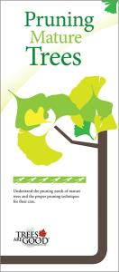 Pruning Mature Trees brochure
