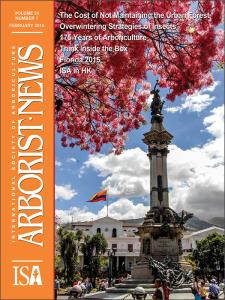 February 2015 issue of Arborist News