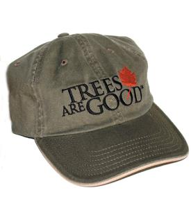 Front TAG Olive Hat