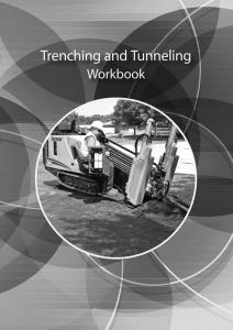 Trenching and Tunneling workbook
