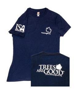 Womens Navy TAG shirt